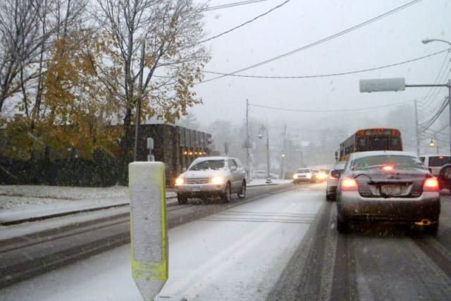 DOT officials say Wednesday evening's nor'easter traffic delays were caused by the storm's timing, not by the DOT response.