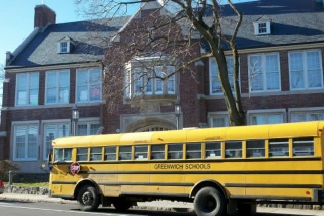 Greenwich schools may have to make up snow days during planned vacations or holidays thanks to Hurricane Sandy.