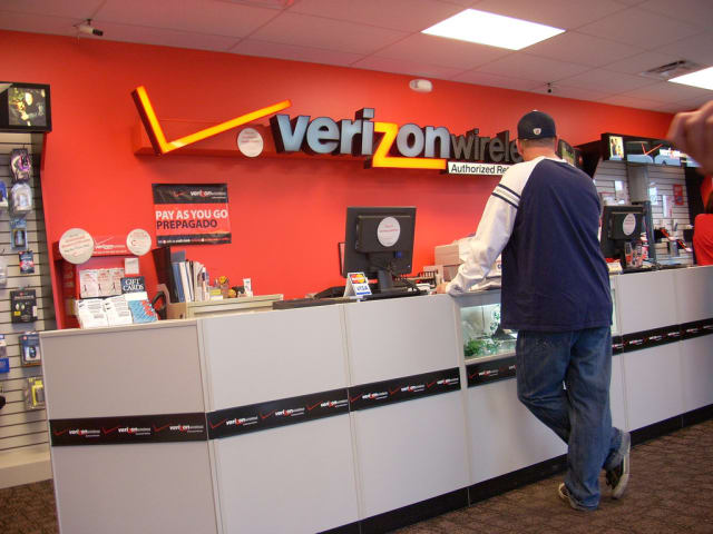 Westchester County Verizon Wireless customers will have charges removed from their bills from Oct. 29 through Nov. 12.