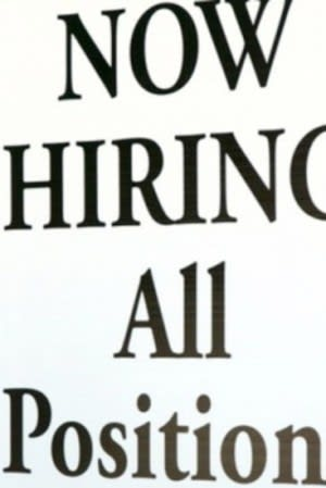 Lots of jobs are available in the Pound Ridge/Lewisboro area this week ? especially in the restaurant and food service industry.
