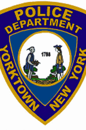 Two Yorktown men are accused of shooting at hunters who wandered onto their Chapman Road property, police said.