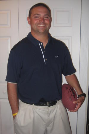 Irvington's Mike Oliva will coach the South team in the Section 1 high school football Senior Bowl.