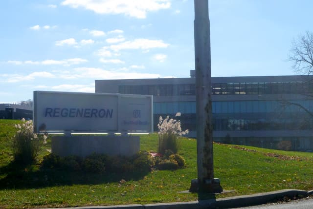 Tarrytown-based biopharmaceutical company Regeneron plans to expand its production center.