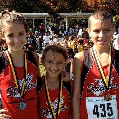 The Westchester Striders will hold a 1-mile run through Peekskill Saturday morning. The race is open to all ages.