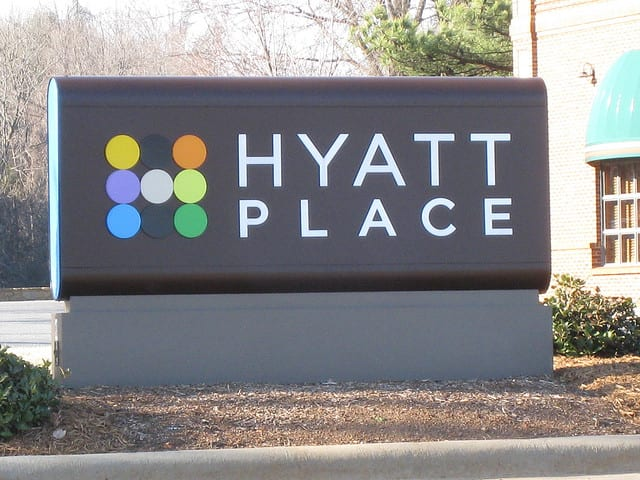 Hyatt Place has been announced as the national chain to be at the Cross County Shopping Center.