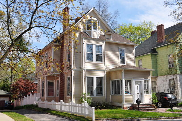 This Tuckahoe home will be shown off this weekend.