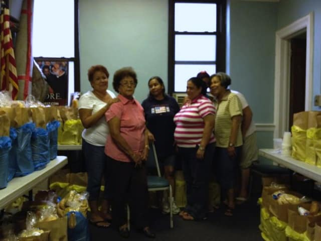 Saint Joseph's Soup Kitchen is one of the many Yonkers institutions doing its best to feed families on Thanksgiving.