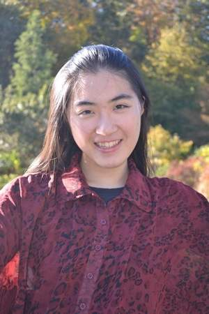 Jiayi Peng, a senior at Horace Greeley High School, is one of six national finalists competing for a $100,000 scholarship.