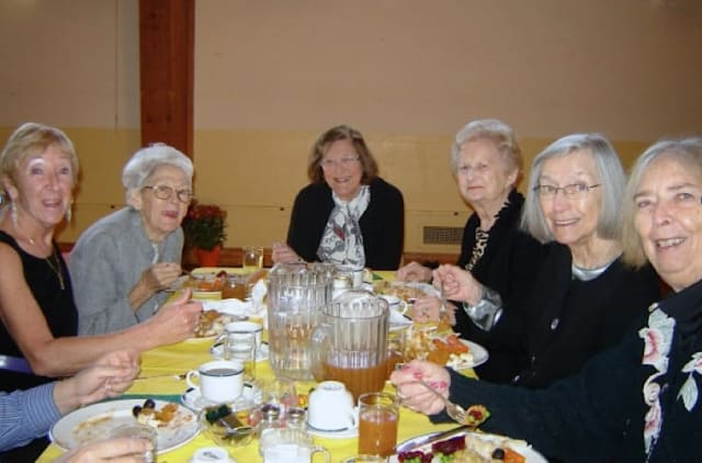 The Bronxville church's Thanksgiving Day dinner fills up quickly, so make a reservation now if you want to attend.
