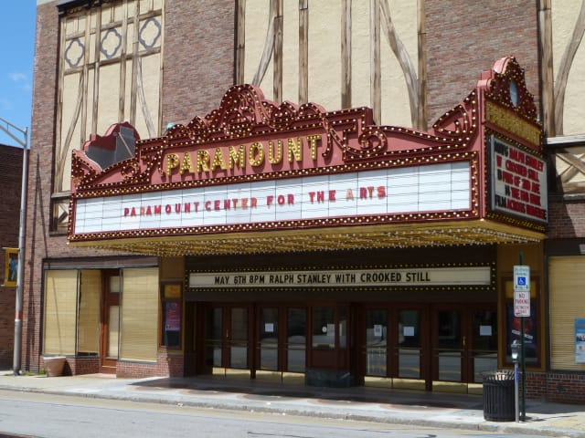 Peeskill is seeking new management for the Paramount Center for the Arts.
