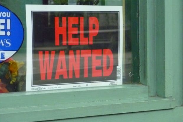 There are several jobs available in Harrison.