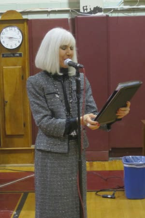 The Ossining School District will conduct public meetings this week to find a replacement for retiring Superintendent of Schools Phyllis Glassman, pictured, who announced earlier this year that she will retire in January