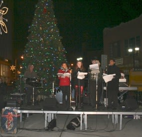 The City of Yonkers will ring in the Christmas season on Thursday with the annual tree-lighting ceremony in Getty Square.