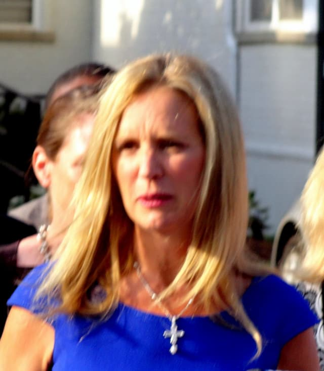 The truck driver who was struck by Kerry Kennedy (pictured) has pleaded to a lesser charge.