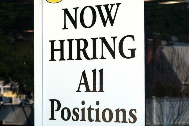 Several jobs are available in Harrison.