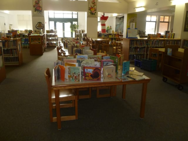 The Hurlbutt Elementary School Book Fair will be held next week.
