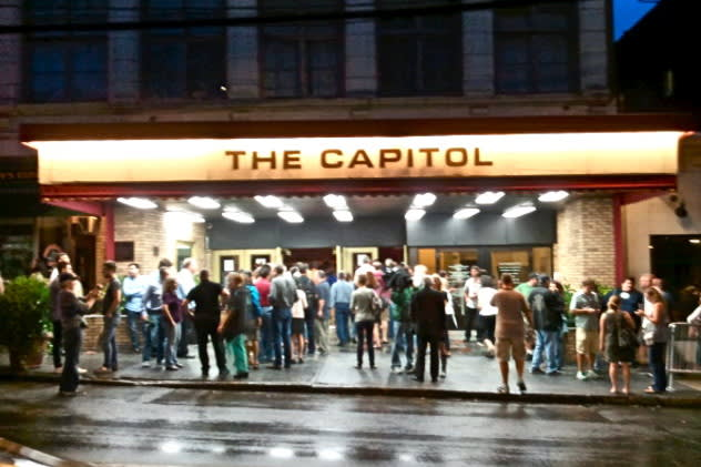 The Capitol Theatre in Port Chester.