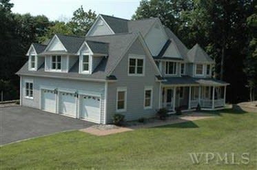 This five-bedroom home on Albany Post Road in Croton is on the market for $999,900.