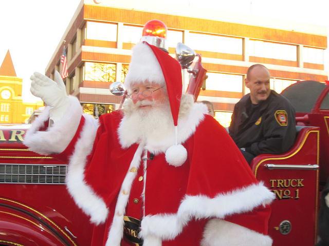 Breakfast with Santa is one of the things happening in Yonkers this weekend.