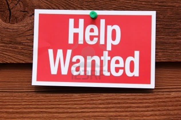 Employers around Chappaqua have posted several job listings this week