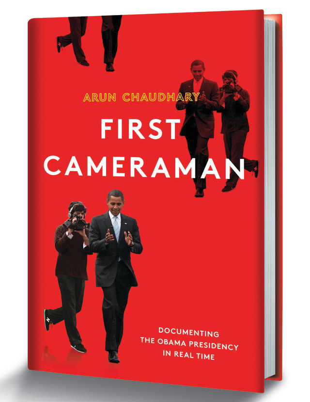 "Arun Chaudhary, a Horace Greeley High School graduate, will talk about his book ""First Camerman"" at the Chappaqua Library. The book details Chaudhary's life as President Barack Obama's personal videographer."