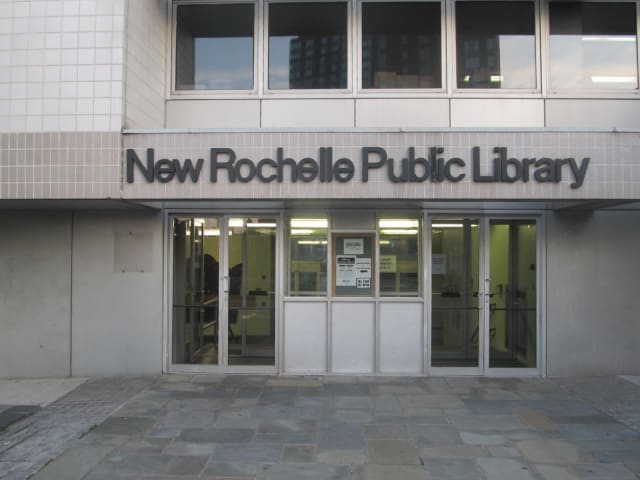 New Rochelle public libraries are closed Sunday for Hanukkah.