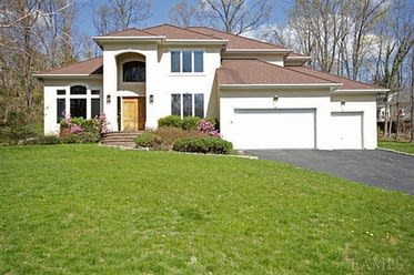 This home on Wyche Way is one of several that have open houses in Ossining this weekend.