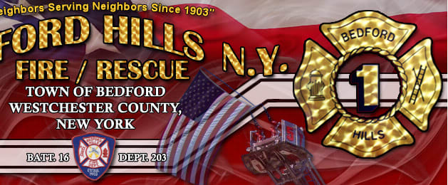The annual elections for the Bedford Hills Fire Department are on Tuesday.