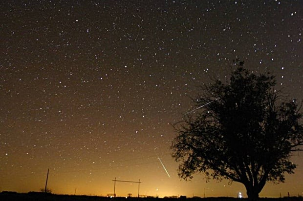The Geminid Meteor shower has been called one of the best showers to witness all year.