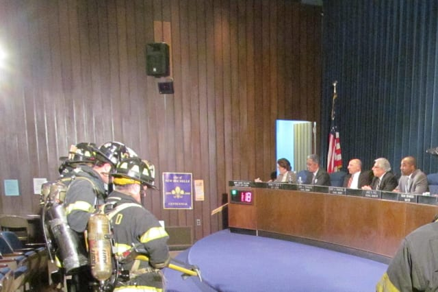 The New Rochelle City Council votes on the proposed 2013 city budget Tuesday.