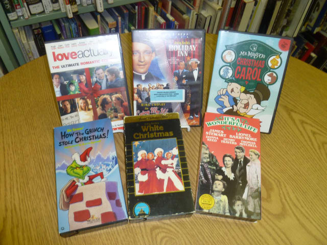 What's your favorite holiday classic movie, Lewisboro?