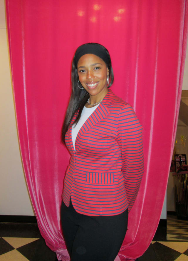 Owner of Weezie D. Ladies Boutiques Louisa McTurner is holding the store's fourth annual fashion show Friday night.