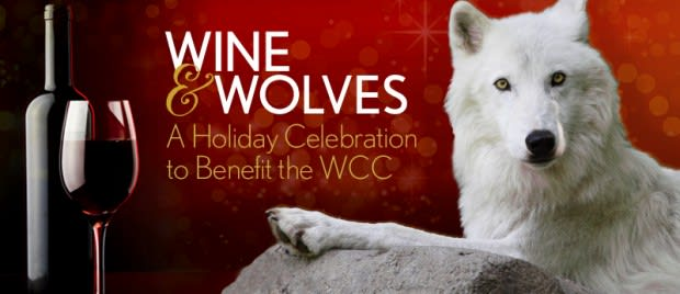 The Wolf Conservation Center in South Salem is celebrating its 13th birthday with a holiday benefit party.