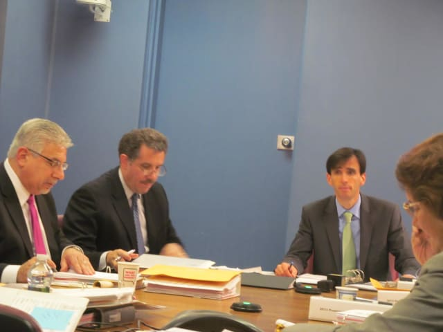 The New Rochelle City Council passed the city's 2013 budget Tuesday.