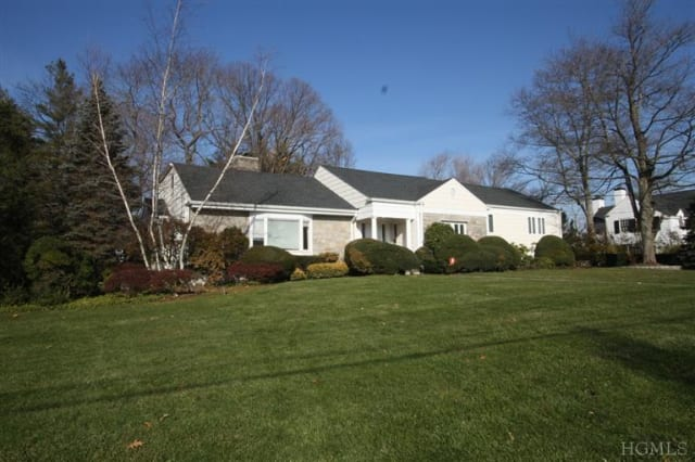 This spacious Scarsdale home is selling for nearly two million dollars.