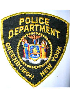 A Hastings-on-Hudson woman told Greenburgh police she saw a man exposing himself on the porch outside her home.