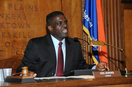 Westchester County legislature Chairman Kenneth Jenkins (D-Yonkers) asked Thursday to meet with Minority Leader James Maisano (R-New Rochelle).