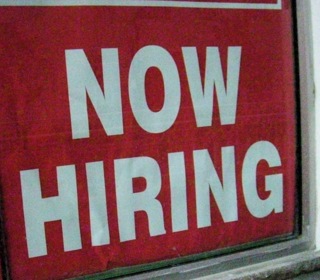 Businesses in New Rochelle and Pelham are hiring.