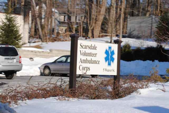 The Scarsdale Volunteer Ambulance Corps. is hosting CPR courses for residents.