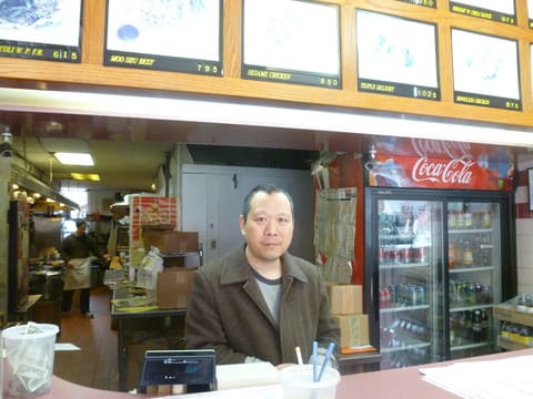 Hastings businessman and resident Mantung Cheng was robbed in his home.