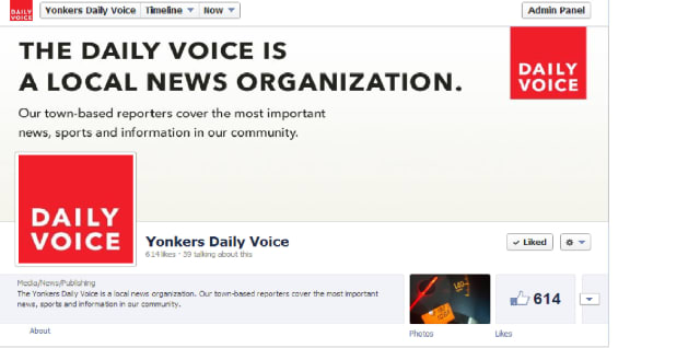 The Yonkers Daily Voice is on Facebook and Twitter.