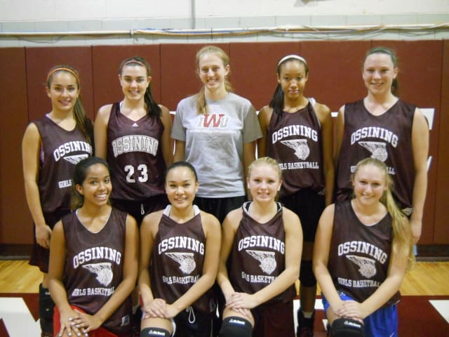 The Ossining High School varsity girls basketball plays in a national tournament in Phoenix, Ariz., beginning Thursday.