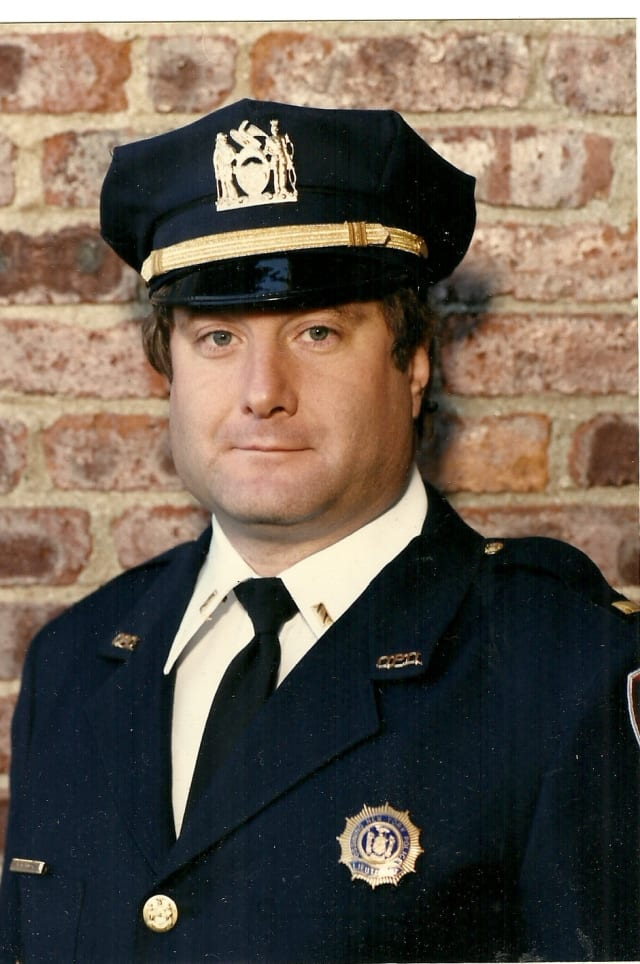 Lt. Michael McElroy is retiring from the Ossining Police Department after nearly 40 years.