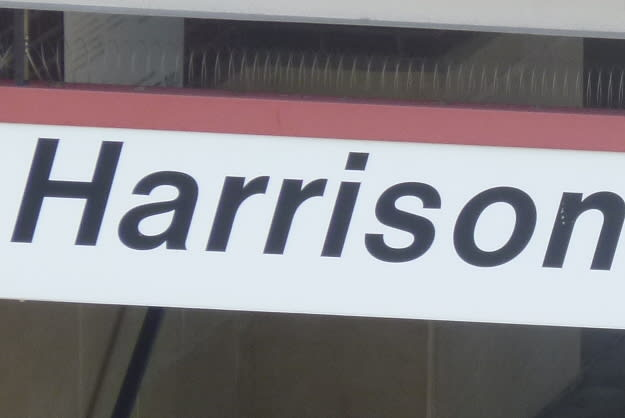 Harrison is moving in the right direction for 2013, according to trustee Marlane Amelio.