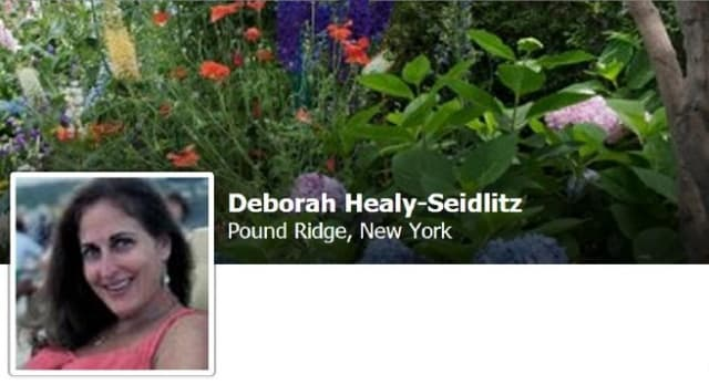 Deborah Healy-Seidlitz, 49, of Pound Ridge, was struck and killed by a car Oct. 19 as she crossed the street in front of Bedford's TRUCK restaurant.