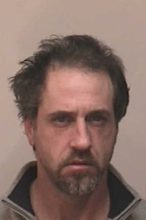 Matthew Gromiller, 41, of Easton was charged with drug possession and nine warrant charges in Fairfield Tuesday.