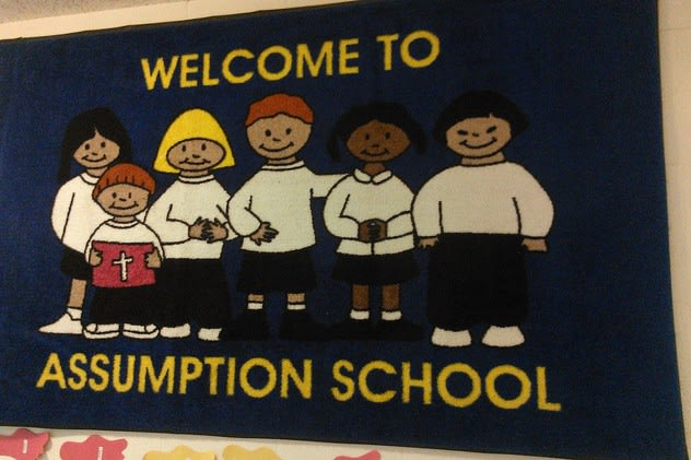 The Assumption School may close forever at the end of this school year.