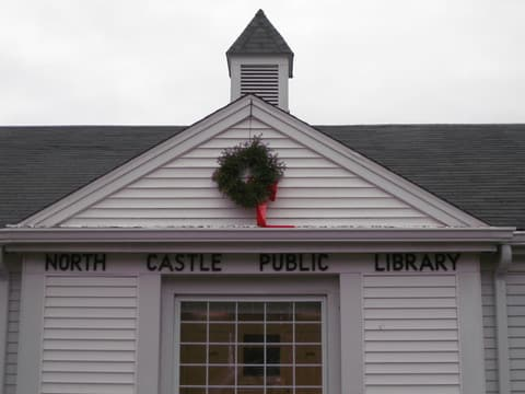 The North Castle Public Library has events planned for Friday and Saturday.