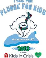 "Kids in Crisis hosts its first annual ""I Took the Plunge for Kids"" on New Year's Day."
