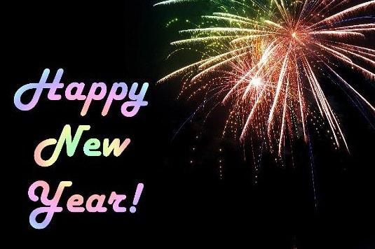 Happy New Year, Greenwich!